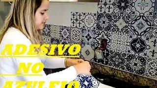 getlinkyoutube.com-ADESIVO PARA AZULEJO- Maneira Fácil e Eficaz de Colar!