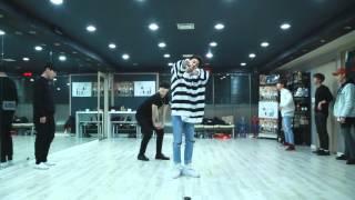 getlinkyoutube.com-B.A.P - Feel So Good 안무영상(Dance Practice)