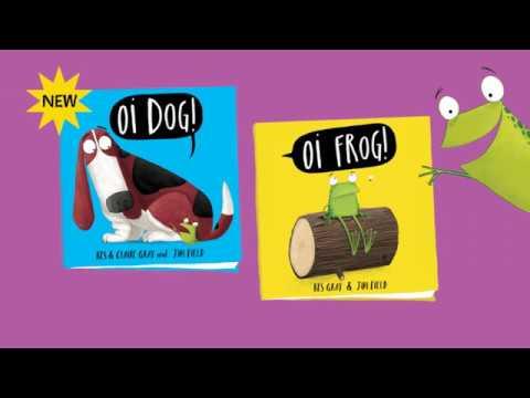 Oi Frog Trailer