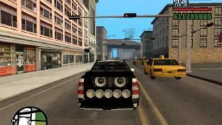 getlinkyoutube.com-Saveiro Cross  GTA San Andreas