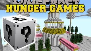 getlinkyoutube.com-Minecraft: DBZ KAMI'S LOOKOUT HUNGER GAMES - Lucky Block Mod - Modded Mini-Game