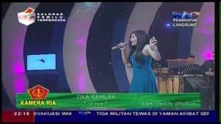 TIKA RAMLAN [O Ya] Live At Kamera Ria (04-03-2014) Courtesy TVRI width=