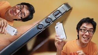 getlinkyoutube.com-ついに来た!iPhone5用 パワーサポート エアージャケットセット!