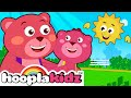 If Youre Happy And You Know It | Nursery Rhymes | Popular Nursery Rhymes For Babies & Toddlers