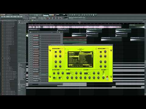 Guetta ft. Rowland - When Love Takes Over | SMACK EDIT 2010 | Fl Studio 9
