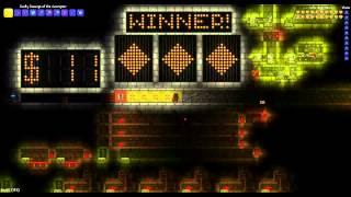 getlinkyoutube.com-Terraria: Ultimate Hardmode World (arenas, farms, and hoiktronics)