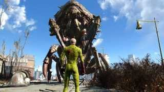 getlinkyoutube.com-Fallout 4/One Punchman Opening