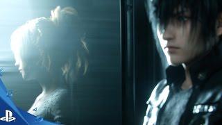 getlinkyoutube.com-FINAL FANTASY XV - Omen Trailer | PS4