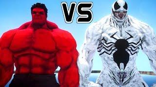 getlinkyoutube.com-ANTI-VENOM VS RED HULK - EPIC SUPERHEROES BATTLE | DEATH FIGHT