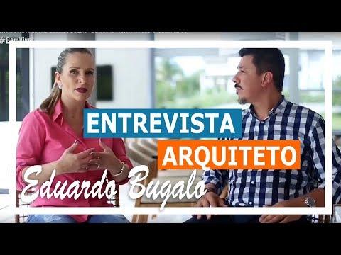 Entrevista com Arquiteto Eduardo Bugalo - Belíssimo Projeto no Litoral Catarinense