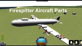 getlinkyoutube.com-Kerbal Space Program - Firespitter propeller plane and helicopter parts v4.0