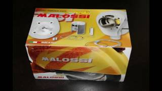 getlinkyoutube.com-vespa MALOSSI SPORT 210:2016 unboxing