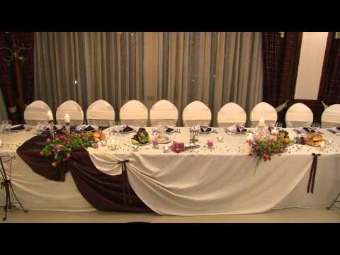 Unique Moments Restaurant Capitol Iasi decor nunta.mpg