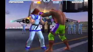 getlinkyoutube.com-Tekken 4 (PlayStation 2) Story Battle as Hwoarang