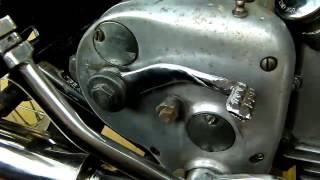getlinkyoutube.com-Neutral Finder, Royal Enfield 350 Bullet Classic, how it works.