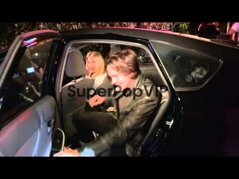 Tyler Blackburn and Chris Galya at Chateau Marmont in Wes...