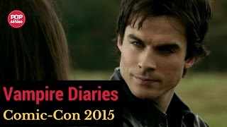 SDCC 2015: entrevista com Ian Somerhalder de The Vampire Diaries