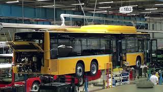 getlinkyoutube.com-MAN Bus Production