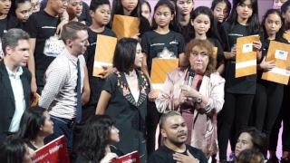 Final Showcase Ruang Kreatif: Indonesia Menuju Broadway (Live Streaming)