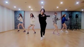 GFRIEND (여자친구) - 시간을 달려서 (Rough) Dance Practice (Mirrored)
