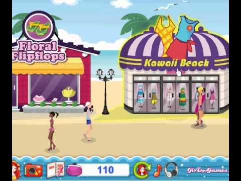 y8 barbie games dress up games