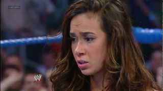 getlinkyoutube.com-Kaitlyn vs. AJ: SmackDown - May 11, 2012