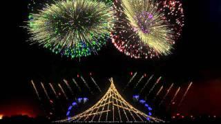 getlinkyoutube.com-Synchronized Fireworks Show - 4 [FWSIM]