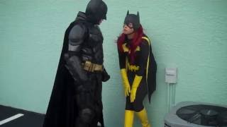 Mind Games A Batgirl and Batman Fan Film