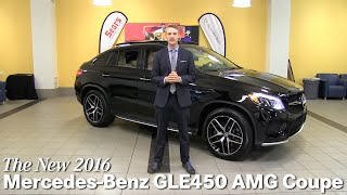 getlinkyoutube.com-Review: New 2016 Mercedes-Benz GLE450 AMG Coupe GLE-Class Minneapolis Minnetonka Bloomington MN