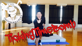 getlinkyoutube.com-TIME BOMB 〜プロレス技〜