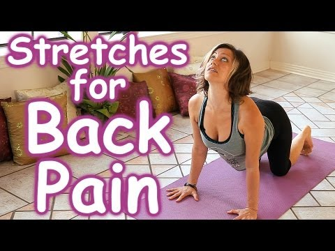 How to Stretch Routine, Beginners Home Yoga - *Watch this while stretching :)