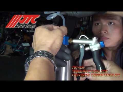 JTC 4255 Приспособление для очистки катализатора от продуктов сгорания 45 100PSI JTC