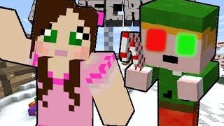 getlinkyoutube.com-Minecraft: ELF TROUBLE (SAVE CHRISTMAS FROM CRAZY ELVES!) Mini-Game