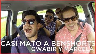 getlinkyoutube.com-CASI MATO A BENSHORTS, GWABIR y MARCELAAMQ | Mini Viaje A Cancún