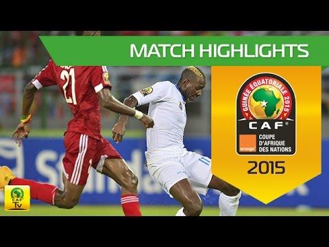 Congo vs DR Congo AFCON 2015