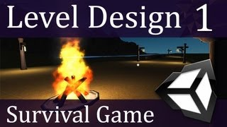 1. Level Design - Create a Survival Game