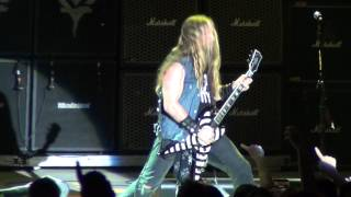 getlinkyoutube.com-Ozzy Osbourne & Friends ~ Crazy Train ~ Rockwave Festival 2012, Live in Athens, Greece (HD, 1080p)