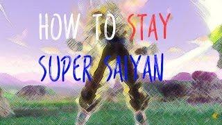 getlinkyoutube.com-Dragonball Xenoverse How to Remain  Super Saiyan