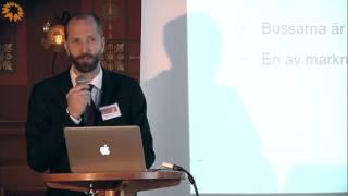 Miljö- och energipolitik som drivkraft för innovationer - Jonas Hansson,