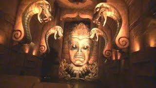 getlinkyoutube.com-Indiana Jones Adventure (Chamber of Earthly Riches) Disneyland