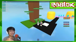 getlinkyoutube.com-Parkour di Iphone - Escape From The Iphone Roblox Indonesia