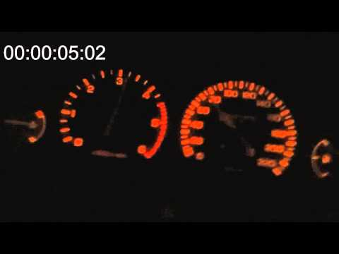 Rover 200 0-100km/h