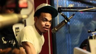 getlinkyoutube.com-Chance The Rapper, Kembe X & Alex Wiley POWER 92 Interview