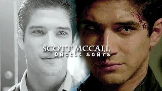 getlinkyoutube.com-Scott McCall | Battle Scars