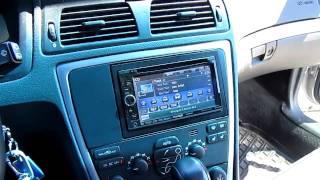 getlinkyoutube.com-Hertz Audio Bass! Volvo V70 2.5T High Quality Setup
