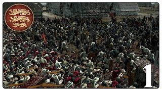 getlinkyoutube.com-KING OF ENGLAND - 1078 Medieval Wars Campaign (Attila) #1