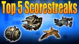 Top 5 Scorestreaks in Black Ops 3 (Best Killstreaks)