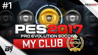 PES 2017 myClub! TOTY SIGNING AND BONUS REWARDS! #1