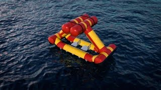 getlinkyoutube.com-Is this the Safest Raft in the World?