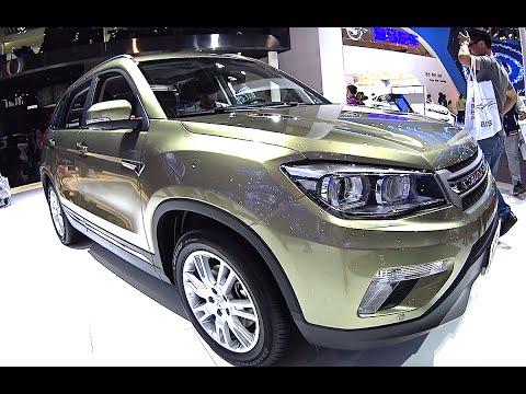 2016, 2017 Changan CS75 SUV is Ready for the China car market, new SUV Changan CS75
